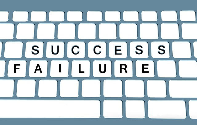 Does failure teach anything? No.